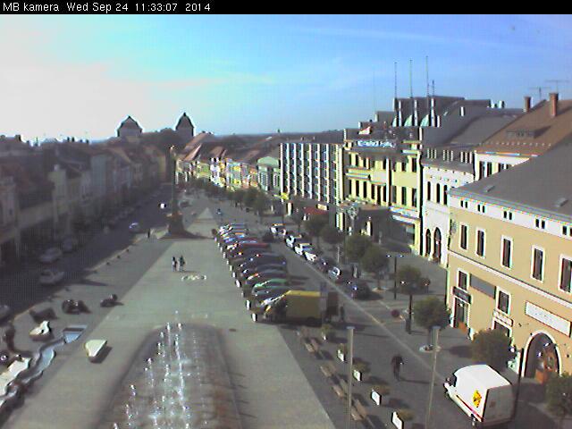 Webcam Mladá Boleslav