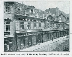 dům, kde byl klub založen