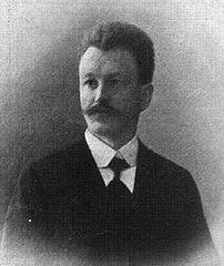 První prezident Eduard Weinfurter
